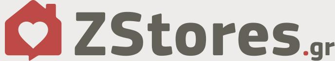 Full logo design for Zstores in Thessaloniki