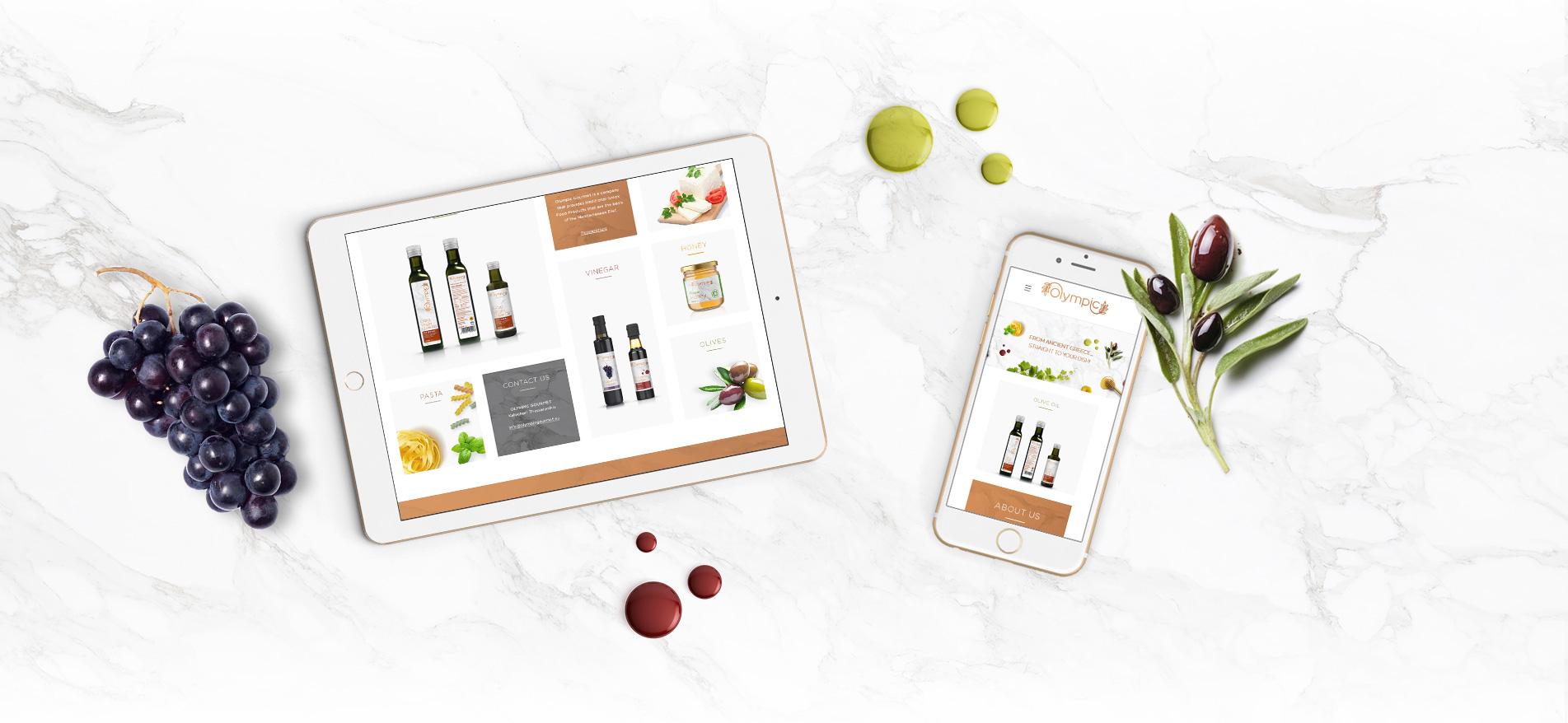 Website Design | Mobile version