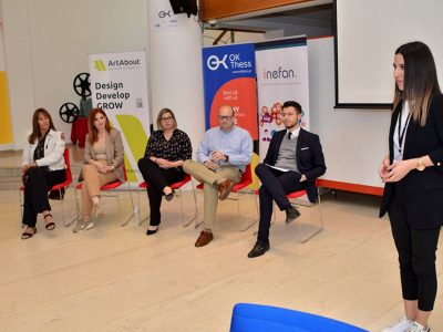 Η ArtAbout στο E-commerce & Retail Management event @OKThess