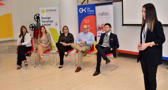 Παρουσία της ArtAbout στο Ecommerce & Retail event στο OKThess