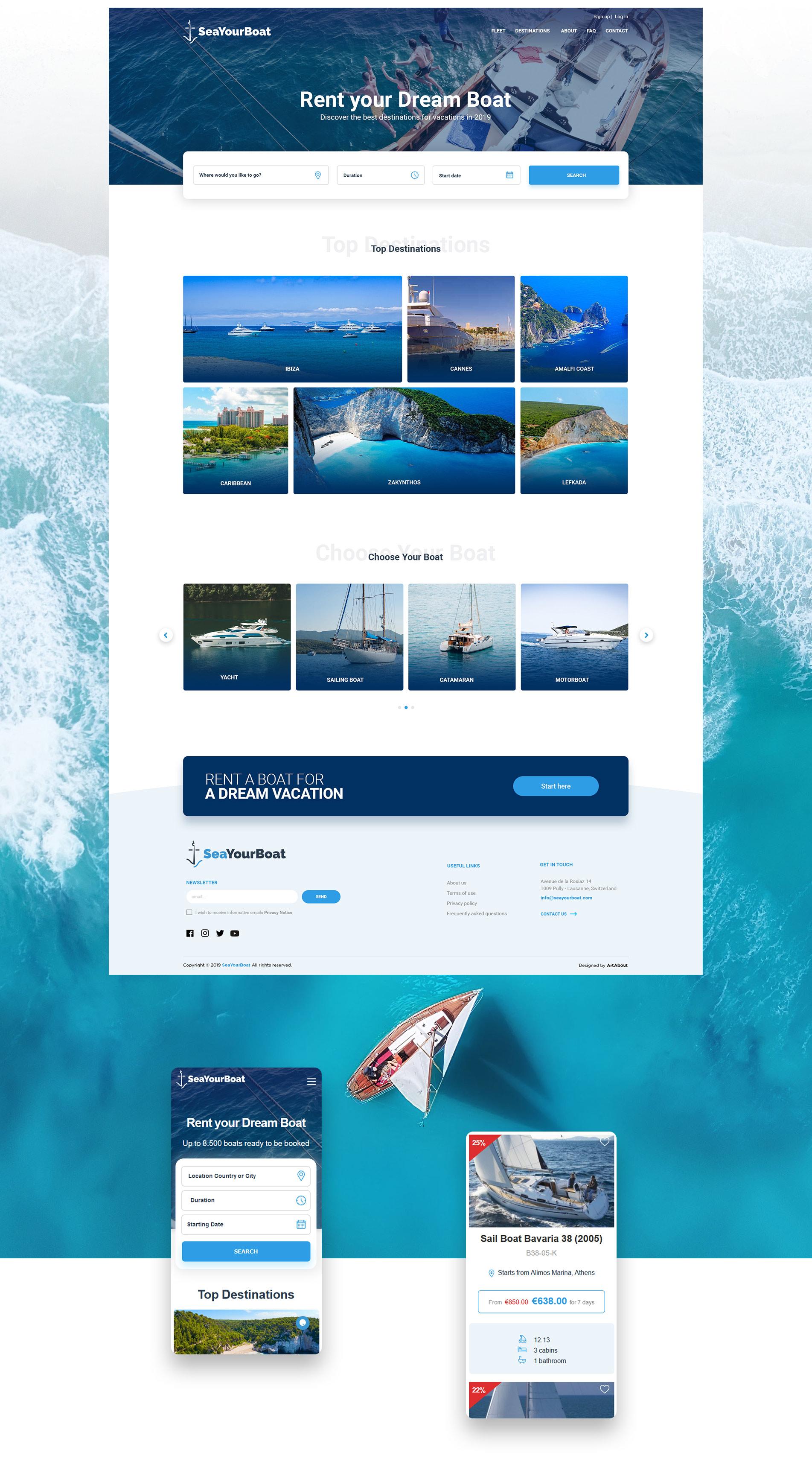 Desktop & Mobile Magento 2 eshop