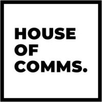 Digital Marketing Agency Logo - House of Comms